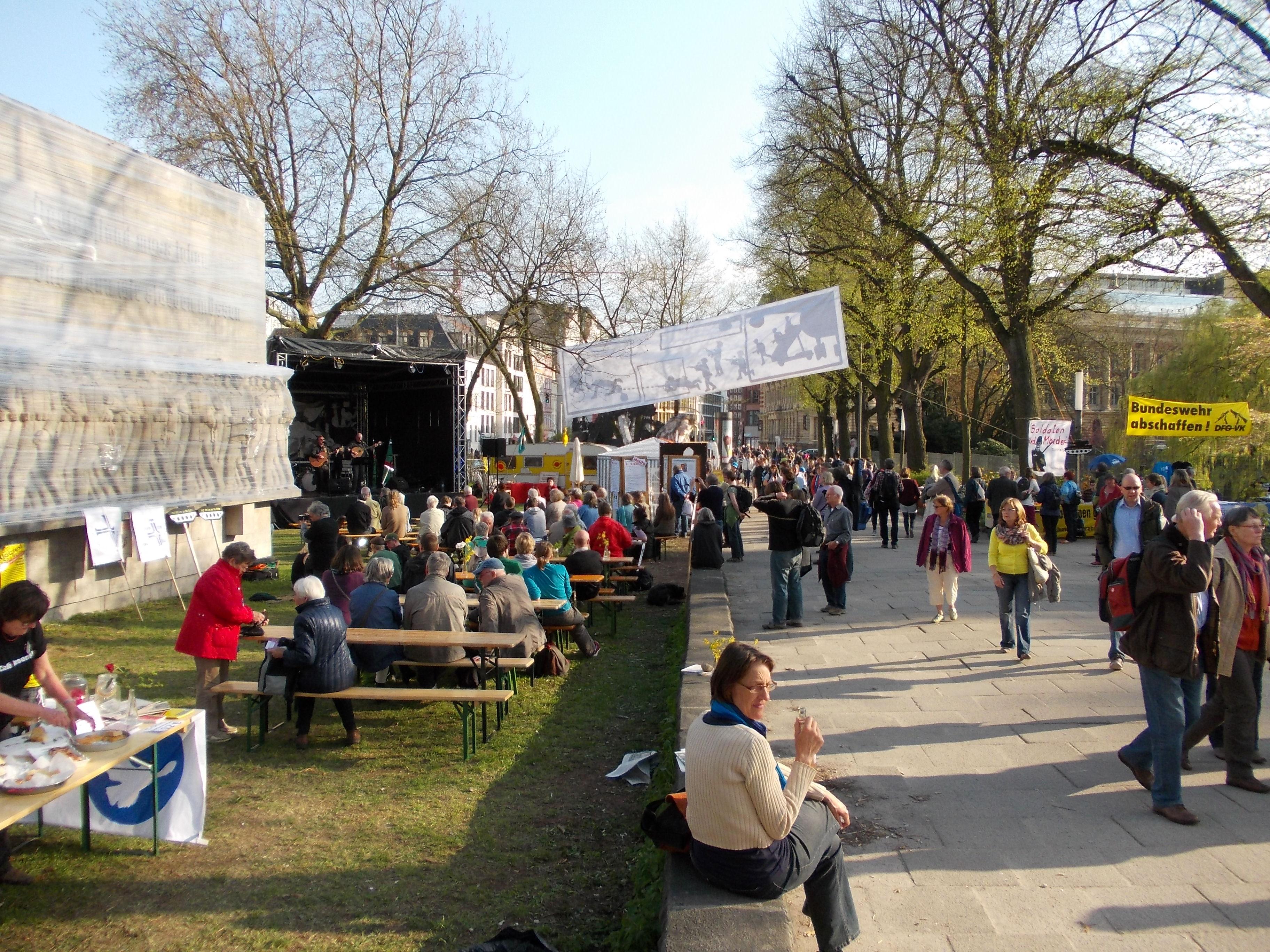 Klotzfest, Freitag, 3. Mai
