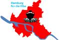 Hamburg für die Elbe